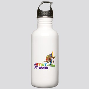 Artist At Work Stainless Water Bottle 1.0L