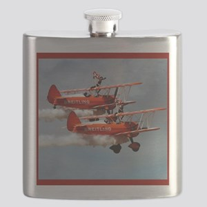 Ride Them Wings! Flask