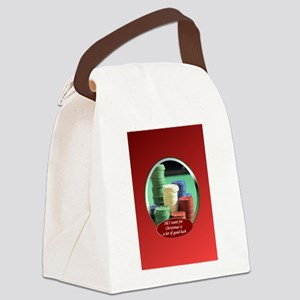 Card-pokerchipsAllIWant Canvas Lunch Bag