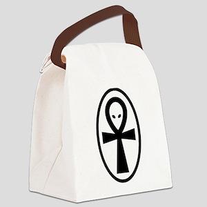 Ankh Canvas Lunch Bag