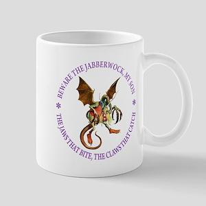 Beware the Jabberwock, My Son Mug