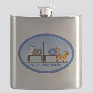 You are what you eat2 Flask
