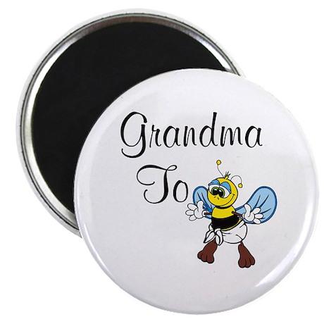 grandmatobee.png Magnet