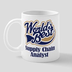 Supply Chain Analyst (Worlds Best) Mug
