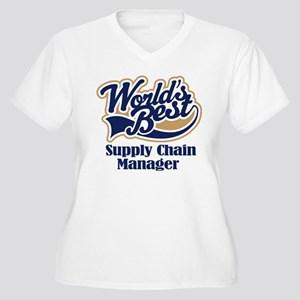 Supply Chain Manager (Worlds Best) Women's Plus Si