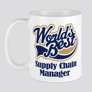 Supply Chain Manager (Worlds Best) Mug