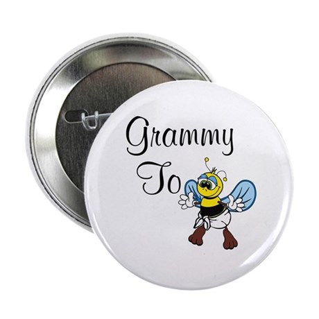 "Grammy To Bee 2.25"" Button"