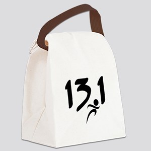 13.1 half-marathon Canvas Lunch Bag