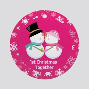 1st Christmas Together Gifts - CafePress