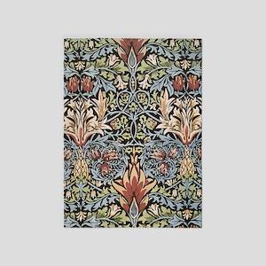 William Morris 5'x7'Area Rug