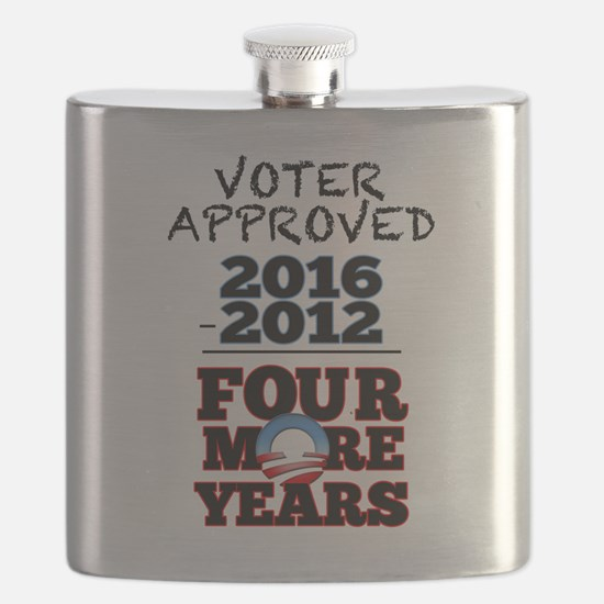 Voter Approved Flask