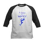 I love my wife! But sometimes... Kids Baseball Jer