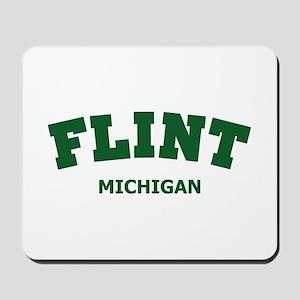 Flint Varsity Mousepad