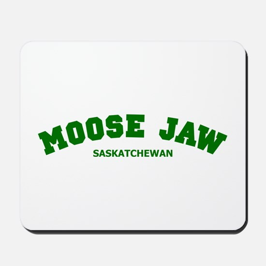Moose Jaw Varsity Mousepad