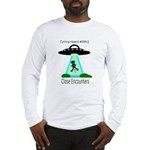 Cycling Hazards - Close encounters Long Sleeve T-S