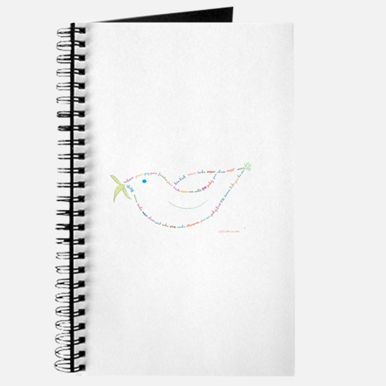 Peace Dove Journal