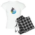 Justin Thyme Women's Light Pajamas
