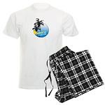 Justin Thyme Men's Light Pajamas