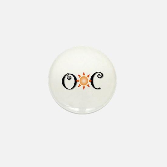 Ocean City Mini Button