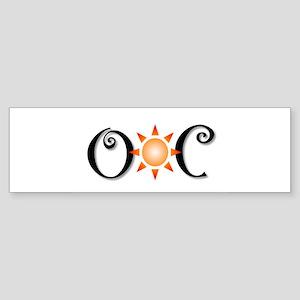Ocean City Sticker (Bumper)