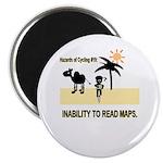 Cycling Hazards - Bad GPS Magnet