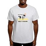 Cycling Hazards - Bad GPS Light T-Shirt