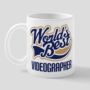 Videographer (Worlds Best) Mug