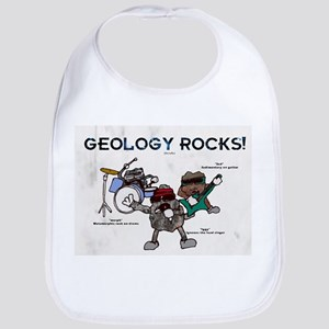 Geology rocks original Bib