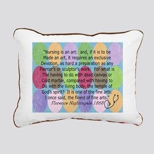 Florence Nightingale Quote Bag Rectangular Can