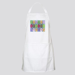 Florence Nightingale Quote Bag Apron
