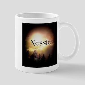 Nessie Twilight Forks Mug