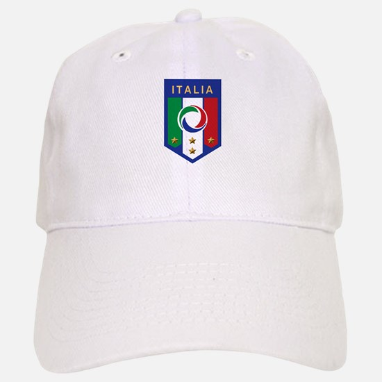 italian emblem.png Baseball Baseball Cap