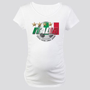 italia soccer T-Shirt Maternity T-Shirt