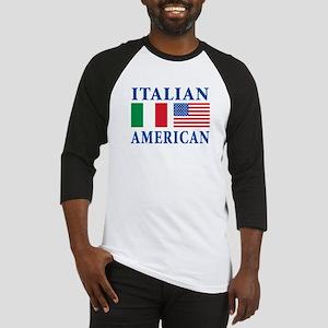 Italian American Baseball Jersey