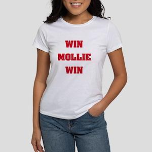 WIN MOLLIE WIN Women's T-Shirt