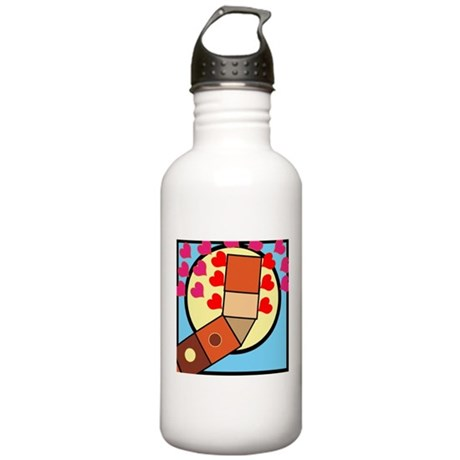 Chord Stainless Water Bottle 1.0L