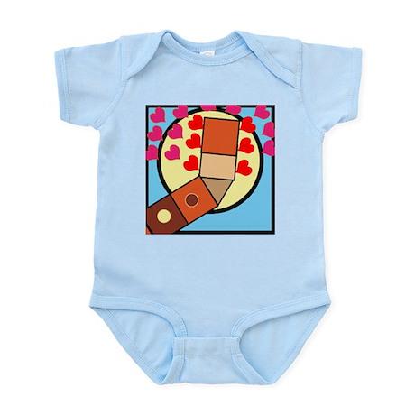 Chord Infant Bodysuit