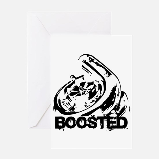 Boosted Greeting Card