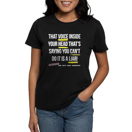 That Voice - Dark Women's Dark T-Shirt