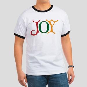 Holiday Joy Ringer T