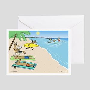Yule Tide Greeting Card