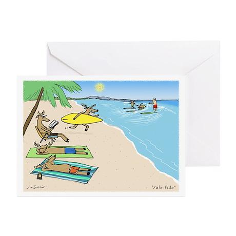 Yule Tide Greeting Cards (Pk of 20)