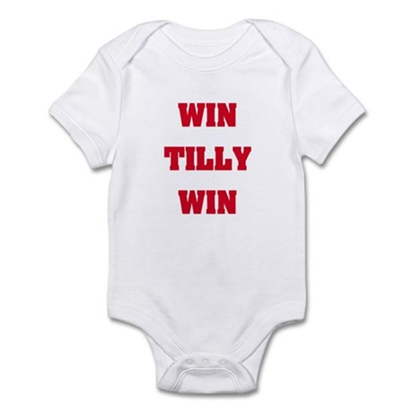 WIN TILLY WIN Infant Creeper