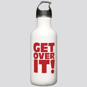Get over it! Stainless Water Bottle 1.0L