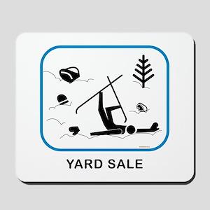Yard Sale Mousepad