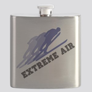 Extreme Air Skiing Flask