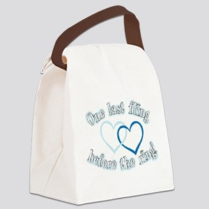 one last fling Canvas Lunch Bag