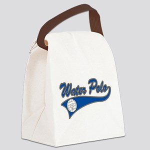 Water Polo 2 Canvas Lunch Bag