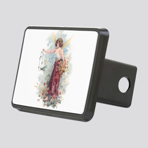 Summer Victorian Fairy Rectangular Hitch Cover