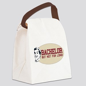 bachelor2 Canvas Lunch Bag